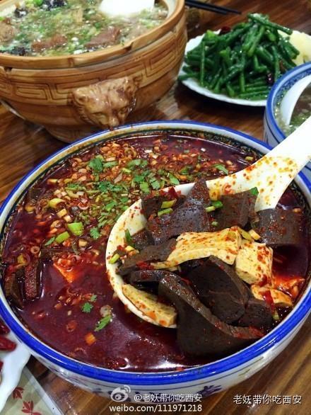 铜川耀州的美食
